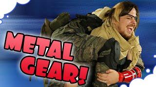 Metal Gear Sketches - GrumpOut