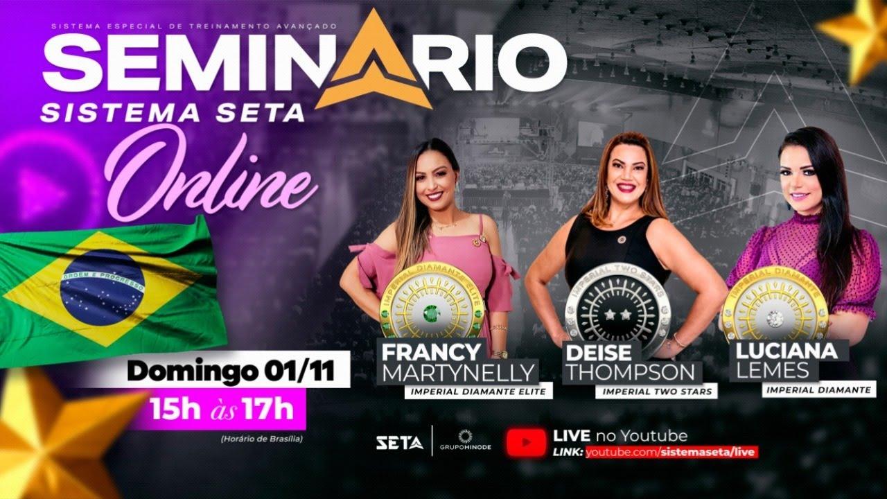 Seminário Online SETA - 01/11/2020