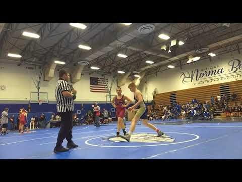 Safford Middle School Wrestling tournament(4)