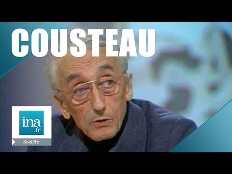 Le Commandant Cousteau renonce à la Présidentielle   Archive INA