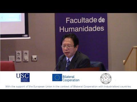 Programa VIA LACTEA - Conferencia Seiichi NAKAMURA - 17/02/2016 (1/3)