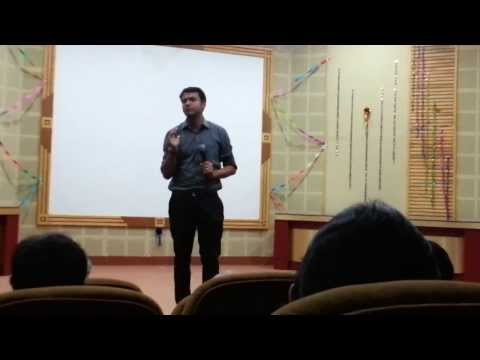 Bits Educampus Alumni meet 2013 - Maharshi Speech