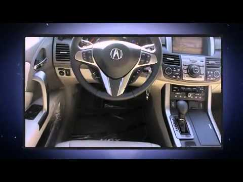 2012 Acura Rdx Sh Awd W Technology Package Youtube