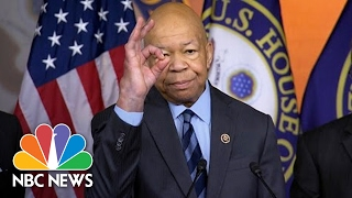 Rep. Elijah Cummings Blasts Republicans For Zero Oversight On President Donald Trump | NBC News