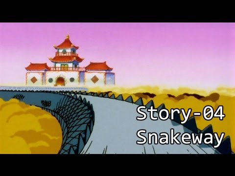 Live-Dragon Ball: Legend Of Z RPG#Story-04#Snake Way#