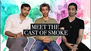 Kalki Koechlin & Neil Bhoopalam Exclusive Interview | SMOKE | Talk About Latest Web Series SMOKE |