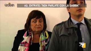 Agenzia Delle Entrate: 'non Parlate Con La Gabbia'