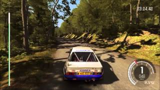 DiRT Rally - Germany Gameplay (PC HD) [1080p]