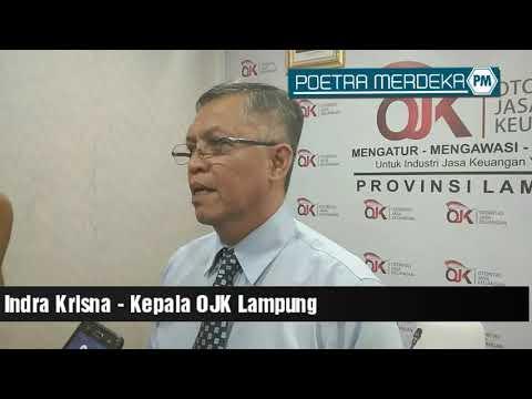 Besok, OJK Resmikan LKMS Berbasis Pondok Pesantren Pertama di Lampung