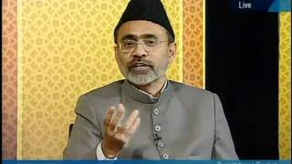 Concept of blessings of heaven and the punishment of hell-persented by khalid Qadiani.flv