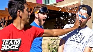 LAWN DARTS PUNISHMENT CHALLENGE!