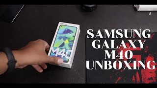 Samsung Galaxy M40 Unboxing - Seedha Amazon Se with Camera Samples