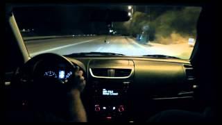 Sounio to Piraeus (600x Fast Forward) Road Trippin