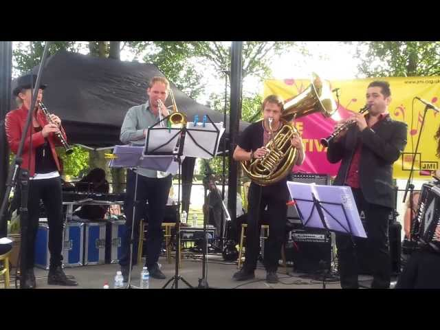 Frank London's UK Klezmer Allstars (c)