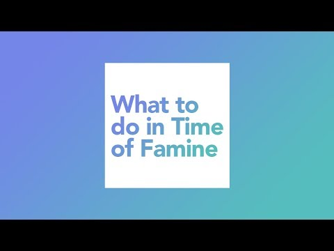 """What to Do in the Time of Famine"" with Jentezen Franklin"