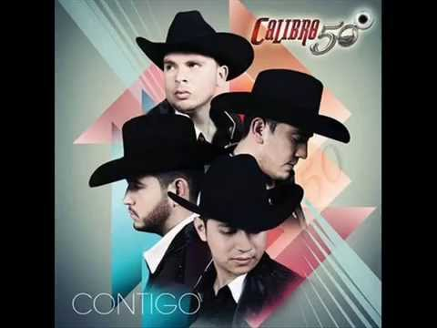 MIX Calibre 50 - Contigo (CD OFICIAL 2014)