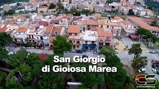 San Giorgio di Gioiosa Marea vista drone