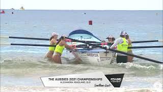 2021 Aussies - U19 Female Surf Boat Final