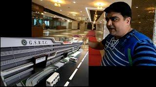 રાજકોટનું નવું વૈભવી બસ સ્ટેશન | GSRTC BUS PORT RAJKOT | Urban Food court | Best facilities for tour