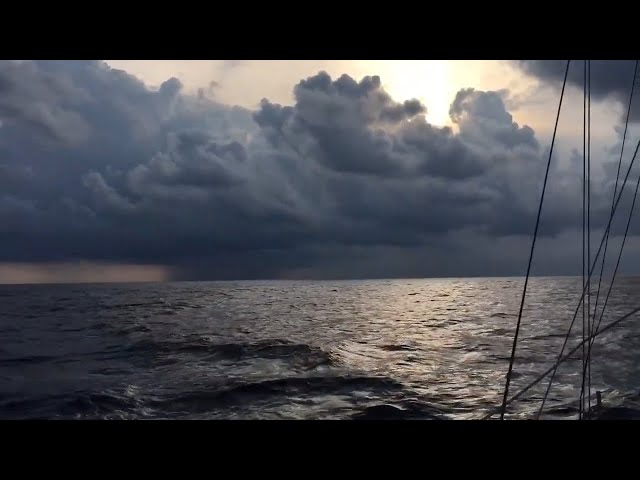 Squalls in the Tehuantepec: Sailing Zihuatanejo to Chiapas Mexico ~Life off the deep end Ep 9