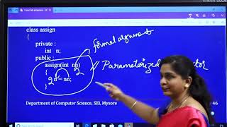 II PUC | Computer science Practicals -  C++ and Data structures programs -04