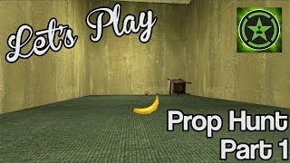 Let's Play - Prop Hunt Part 1