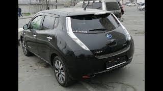 Обманул всех с Nissan LEAF для подписчика