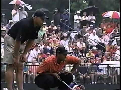 2006 PGA Championship Friday 18th Hole + TNT Music