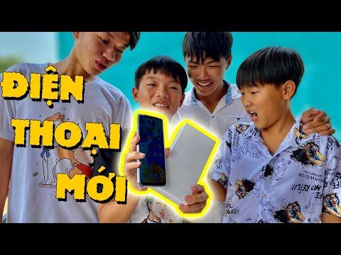 Anh Ba Phải   Bất Ngờ Tặng Điện Thoại Cho Nhã Ngáo   Donating Phone