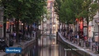 Top Photos: Amsterdam Creating 3D Printed Bridge