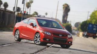Honda Civic Si Concept Coupe 2012 Videos