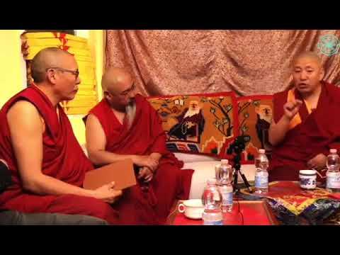 Europe Tibetan public talk part 3/5 , 2017 11 16