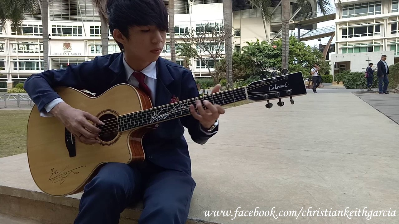 (Hillsong) Still - Keith Garcia (Acoustic Fingerstyle ...