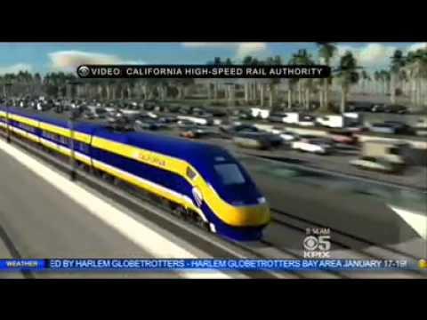 Mark DeSaulnier Dec 1 2013 -High Speed Rail interview