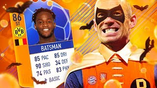 86 FANTA MOTM BATSHUAYI AND ROBBEN! THE BEST BUNDESLIGA STRIKER?! FIFA 18 ULTIMATE TEAM