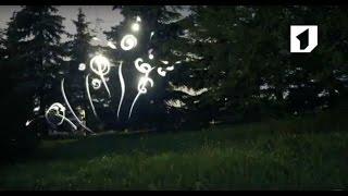 Утренний эфир / Создание световых картин