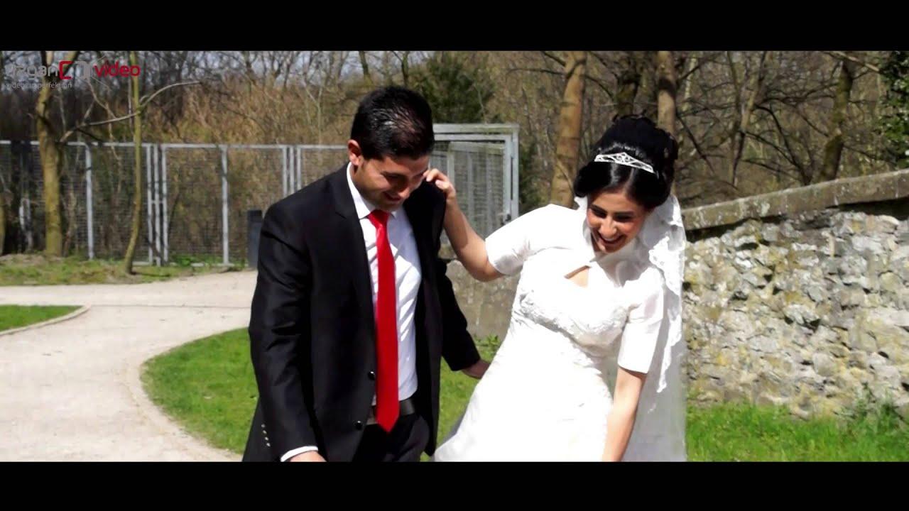 Nursel Deniz Kurdische Hochzeit 2015 Hochzeitsvideo Dugun