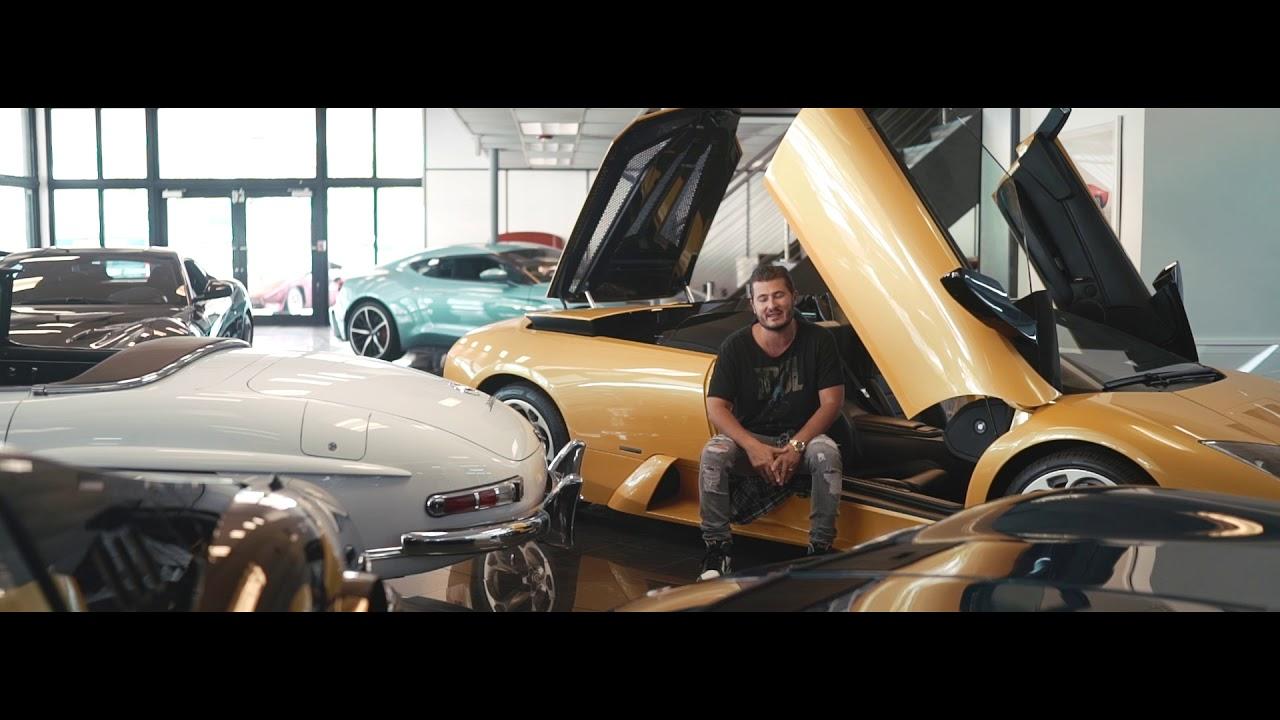 Edward Van Halen S Panama Lamborghini Has Been Discovered