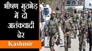 Kashmir Encounter में आतंकवाद का सफाया जारी, इस साल अब तक 78 Terrorist मार गिराये | J&K Army Updates
