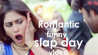 Slap day special video/slap day whatsApp status