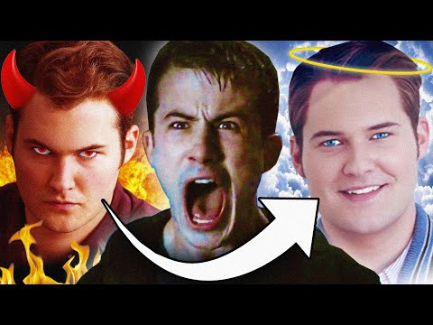 WAIT... SO BRYCE IS A GOOD GUY NOW??? *13 REASONS WHY SEASON 3* (REACTIONS)