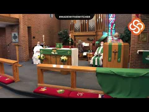 8 Pentecost - Holy Eucharist - Rite II - 7/26/20