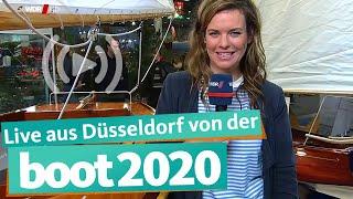 Live von der boot am 18.01.2020 aus Düsseldorf | WDR Reisen