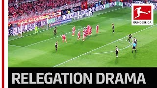 Relegation Battle 2019 - Union Berlin Secure Historic Bundesliga Promotion - Highlights