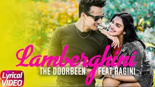 Lamberghini | Lyrical | The Doorbeen Feat Ragini | Latest Punjabi Song 2018 | Speed Records