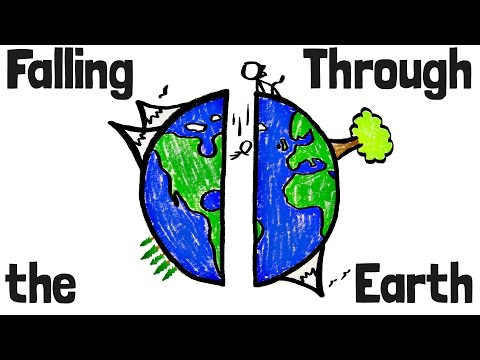 How Long To Fall Through The Earth?