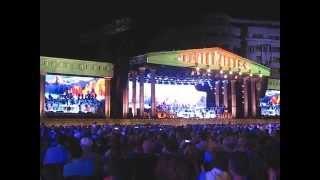Concert Andre Rieu, 5 iunie 2015, Bucuresti, P-ta Constitutiei: Ciuleandra, Gheorghe Zamfir