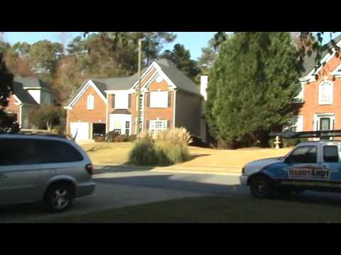 HandyANDY - How to Repair a Rotted Bay window in Woodstock, GA