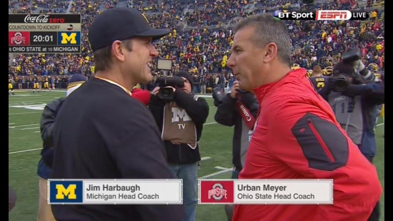 The Game | Ohio State vs. Michigan | OSU (30) - UM (27 ...