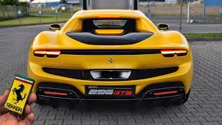 2022 Ferrari 296 GTB! Sound & Review
